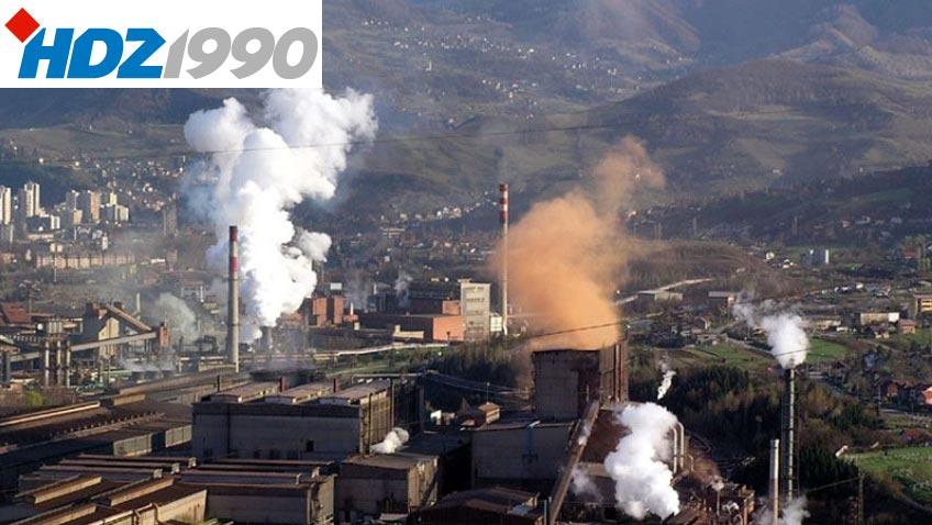 Apel za smanjenje zagađenja – HDZ 1990