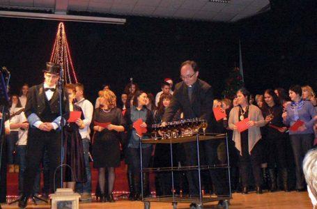 Božićni koncert u KŠC-u