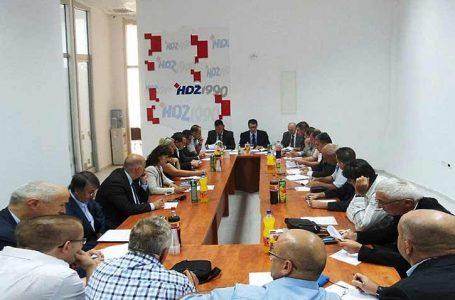 Održana 10. sjednica Predsjedništva HDZ1990 u Zenici