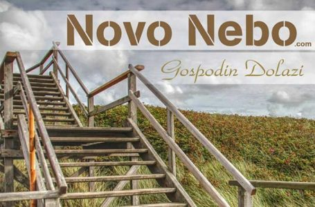 """NOVO NEBO PREDSTAVLJA NOVI ALBUM """"Gospodin dolazi"""""""