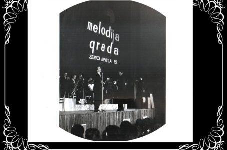 """ARSEN DEDIĆ 1965. NASTUPIO U HKD""""NAPREDAK""""ZENICA"""