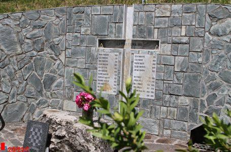 23. godišnjica stradavanja Hrvata u zeničkom selu Šušanj