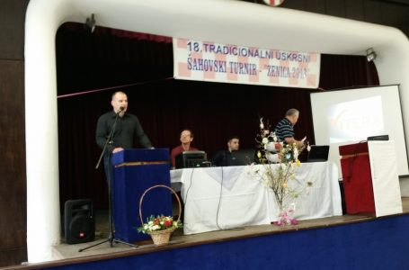18. Tradcionalni međunarodni Uskrsni šahovski turnir Zenica