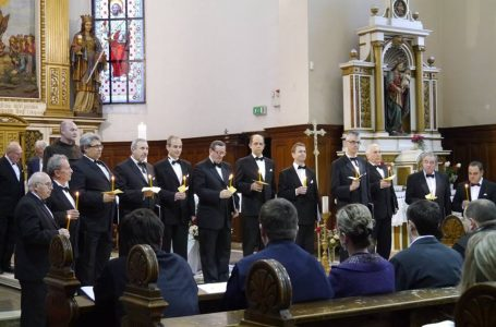 Bugarski zbor nastupio na svečanom Uskrsnom koncertu u Crkvi Sv.Ilije Proroka u Zenici