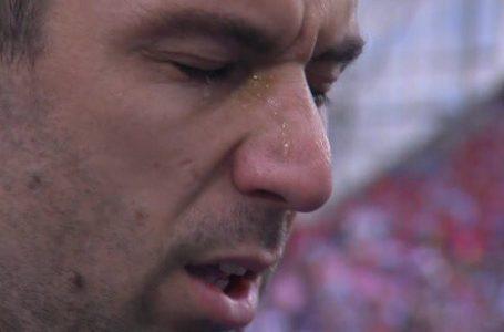Oproštaj od hrvatskog dresa: Srna odigrao zadnju utakmicu za reprezentaciju