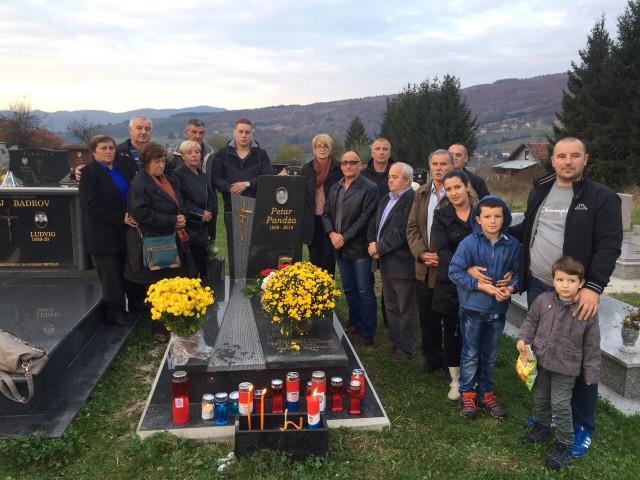 Dvije godine od pogibije satnika zeničkog HVO-a Petra Pandže
