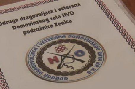 Obavijest Udruge Domovinskog rata HVO Zenica