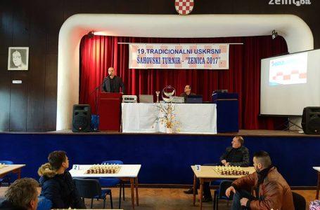 Odražan 19. Međunarodni tradicionalni Uskrsni Šahovski turnir u organizaciji ŠK Napredak Zenica