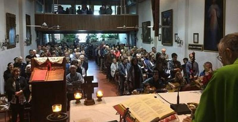 PROCVAT HRVATSKE SVIJESTI U ARGENTINI Sve više Hrvata se okuplja na proslavama
