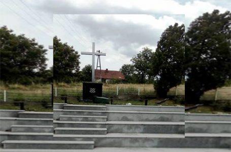 Vandalski napad i skrnavljenje spomen parka HVO Živiničkih Sokolova u Lugu – Živinice
