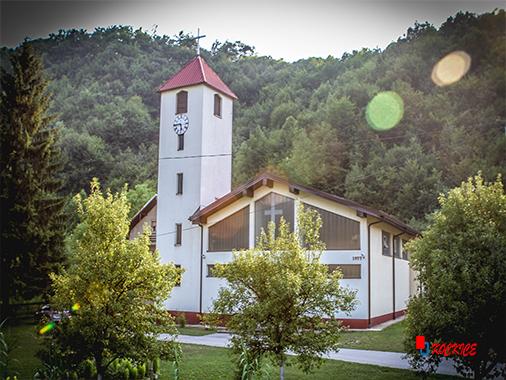 Župa Srca Isusova Čajdraš- sudjelujmo u obnovi župne kuće