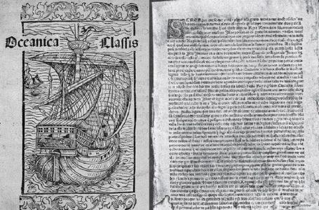 Pismo Kristofora Kolumba o otkriću novih zemalja (1493.)