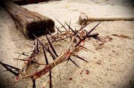 Veliki petak – spomendan muke i smrti Gospodina Isusa Krista