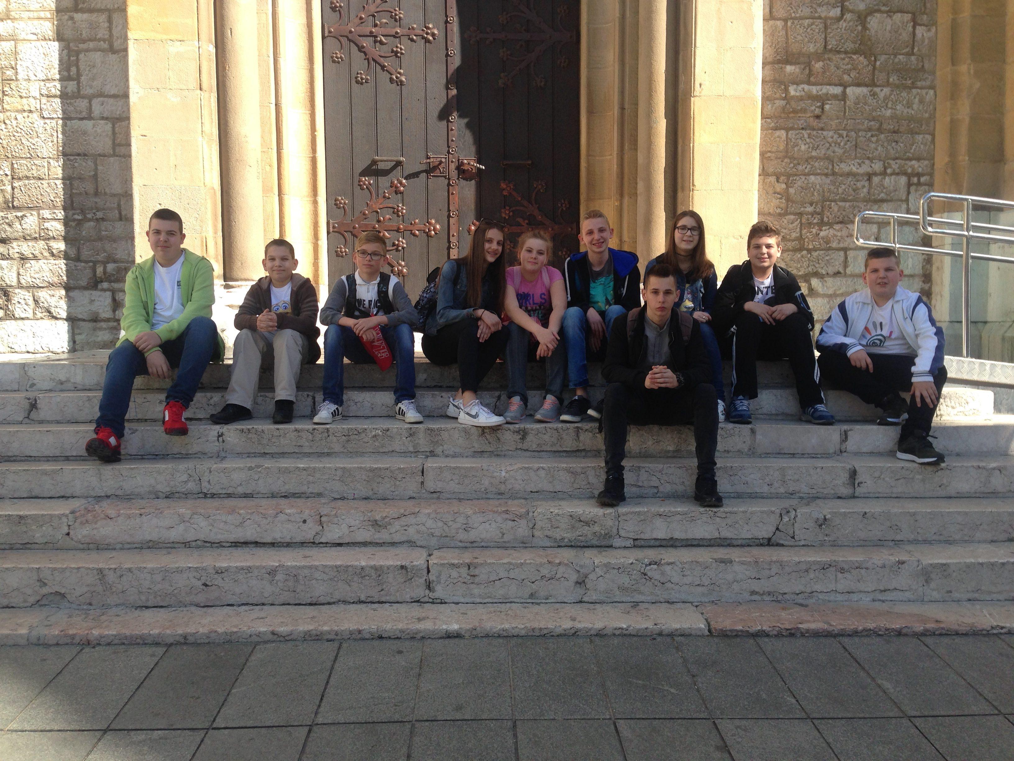 Na XXI. ministrantskim susretima Vrhbosanske nadbiskupije ministranti župe Čajdraš osvojili drugo mjesto