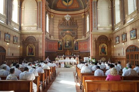 Susret dijecezanskih svećenika u znaku svjedoka vjere