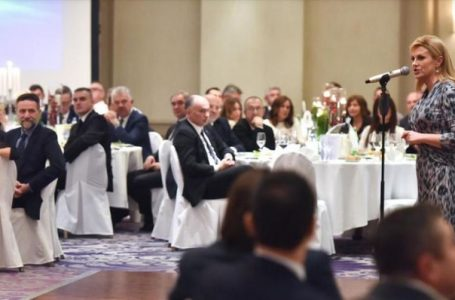 Predsjednica Republike Hrvatske: I dalje ćemo neprikosnoveno stajati uz hrvatski narod u BiH