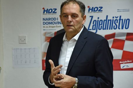 Tomislav Martinović (HDZ BiH) novi je predsjedatelj Federalnog doma naroda