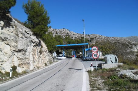 Od narednog tjedna zatvoren granični prijelaz Ivanica – Gornji Brgat