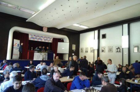 Održan 21 Međunarodni Uskrsni šahovski turnir Zenica 2019.