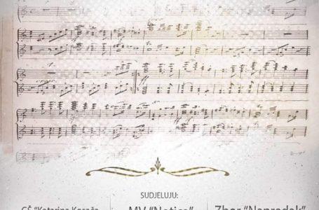 Matica Hrvatska Ogranak Zenica organizira koncert domaćih skladatelja u čast predsjedniku gosp. Anti Petrušiću