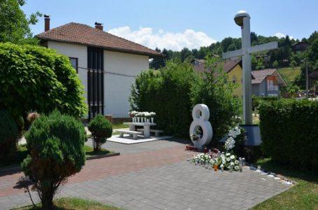 Obljetnica ubojstva osam mališana u viteškom naselju Kamenjače