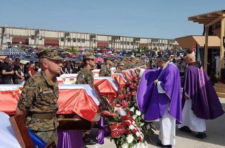Pokopano 16 Hrvata ubijenih u Bikoši kod Travnika