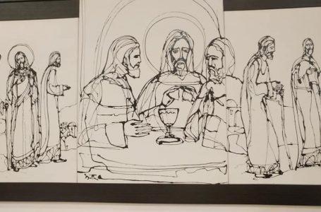 """Otvorena izložba u Gradskoj Sinagogi """"Pjesma stvorenja"""" u sklopu manifestacije PROROK U GRADU"""
