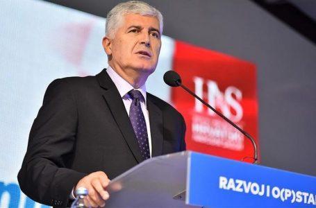 Dragan Čović: Izborni zakon je prva točka za Federaciju
