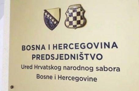HNS BiH osudio pokušaje spriječavanja rada Parlamenta FBiH