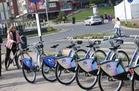 """Sustav gradskih bicikala """"Nextbike"""" konačno zaživio i u Zenici"""