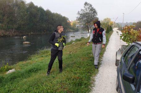 """HUM u središnjoj Bosni iz Viteza uspješno realizirala projekt ,,Ekološki sat otkucava, spasimo rijeku Lašvu"""""""