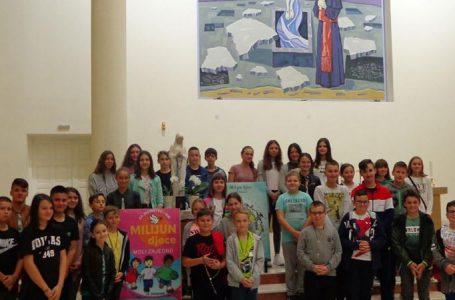 """Molitvena inicijativa """"Milijun djece moli zajedno za jedinstvo i mir"""""""