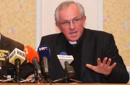 Papa prihvatio ostavku biskupa Pere Sudara
