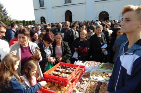 U crkvama na Raščici i u Orašju obilježen Dan kruha, zahvale za plodove zemlje