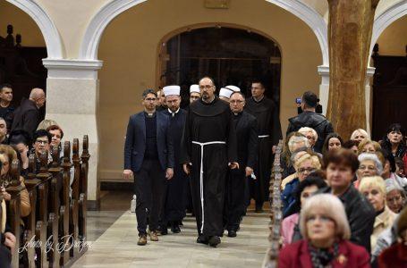 """Održan deseti međureligijski susret """"DUH ASIZA"""" u Zenici"""