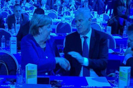 Čović razgovarao sa Merkel o uspostavi vlasti i izmjeni Izbornog zakona