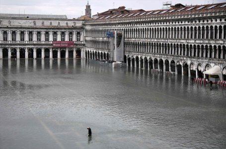 VENECIJA: Trg svetog Marka ponovno otvoren dok gradu prijete nove poplave