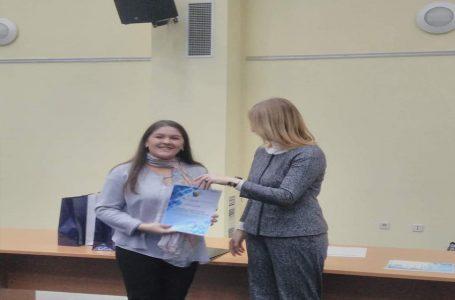 KŠC Petar Barbarić iz Travnika i učenica Ana Eldić osvojila vrijedna priznanja