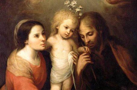 Blagdan Sv. obitelji, Isusa, Marije i Josipa