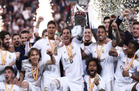 Real Madrid nakon ruleta jedanaesteraca osvojio Superkup