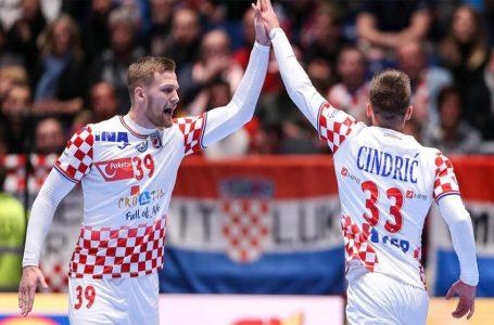 Hrvati uvjerljivo svladali Crnogorce u Grazu