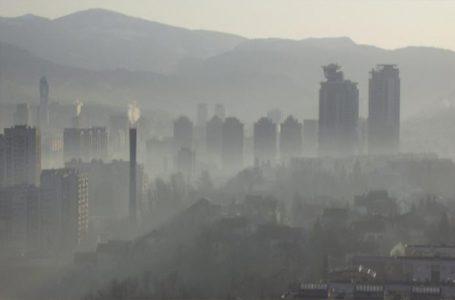 Sarajevo i ovo jutro najzagađeniji glavni grad na svijetu