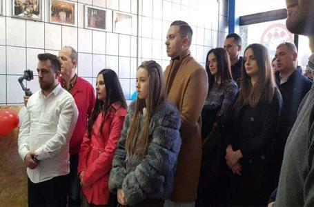 Hrvatska udruga mladih u središnjoj Bosni otvorila prostorije u Vitezu