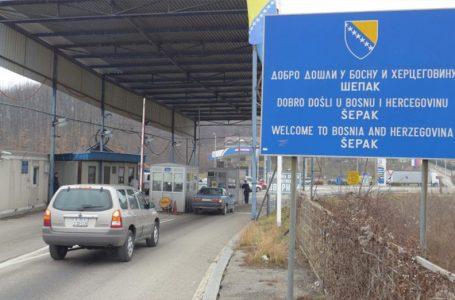 Hrvatska od 2. travnja zatvara 20 pograničnih prijelaza s BiH