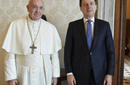Papa primio u audijenciju talijanskog premijera