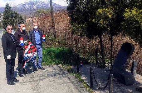 Obilježena 27. godišnjica zločina nad pripadnicima HVO-a Zenica u Podbrežju