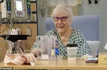 Baka s 90 dobila koronu, svoju obitelj pozdravila i – ozdravila!