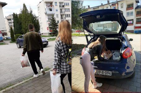 HUM Središnje Bosne:Humanitarni rad nosi jedan veliki križ, nalazimo ljude gladne, pothlađene…