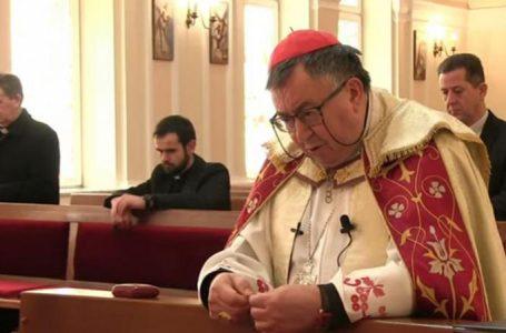 Obnovljena posveta Vrhbosanske nadbiskupije Srcu Marijinu