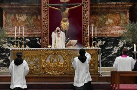 Papa: Za ulazak u Kraljevstvo nebesko potrebno je služenje
